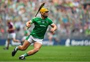 19 August 2018; Tom Morrissey of Limerick during the GAA Hurling All-Ireland Senior Championship Final match between Galway and Limerick at Croke Park in Dublin.  Photo by Brendan Moran/Sportsfile