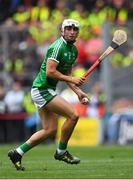 19 August 2018; Aaron Gillane of Limerick during the GAA Hurling All-Ireland Senior Championship Final match between Galway and Limerick at Croke Park in Dublin.  Photo by Ramsey Cardy/Sportsfile