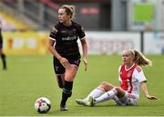 7 August 2018; Orlaith Conlon of Wexford Youths during the UEFA Women's Champions League Qualifier match between Ajax and Wexford Youths at Seaview in Belfast, Antrim. Photo by Oliver McVeigh/Sportsfile
