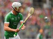 19 August 2018; Kyle Hayes of Limerick during the GAA Hurling All-Ireland Senior Championship Final match between Galway and Limerick at Croke Park in Dublin.  Photo by Piaras Ó Mídheach/Sportsfile