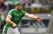 19 August 2018; Shane Dowling of Limerick during the GAA Hurling All-Ireland Senior Championship Final match between Galway and Limerick at Croke Park in Dublin.  Photo by Piaras Ó Mídheach/Sportsfile