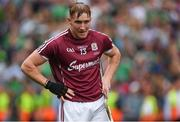 19 August 2018; Conor Whelan of Galway dejected after the GAA Hurling All-Ireland Senior Championship Final match between Galway and Limerick at Croke Park in Dublin.  Photo by Piaras Ó Mídheach/Sportsfile