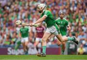 19 August 2018; Cian Lynch of Limerick during the GAA Hurling All-Ireland Senior Championship Final match between Galway and Limerick at Croke Park in Dublin.  Photo by Piaras Ó Mídheach/Sportsfile