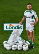 23 August 2018; GAA star Chris Barrett of Mayo pictured at the launch of this year's Londis 7s, the All-Ireland Senior Football Sevens, which takes place on the 1st September 2018 at Kilmacud Crokes GAA Club, in Glenalbyn Road, Stillorgan, Co Dublin.  Photo by Seb Daly/Sportsfile