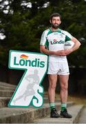 23 August 2018; GAA star Joe McMahon of Tyrone pictured at the launch of this year's Londis 7s, the All-Ireland Senior Football Sevens, which takes place on the 1st September 2018 at Kilmacud Crokes GAA Club, in Glenalbyn Road, Stillorgan, Co Dublin.  Photo by Seb Daly/Sportsfile