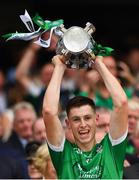 19 August 2018; Barry Murphy of Limerick lifts the Liam MacCarthy Cup following the GAA Hurling All-Ireland Senior Championship Final match between Galway and Limerick at Croke Park in Dublin.  Photo by Seb Daly/Sportsfile