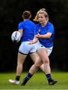 27 August 2018; Emma Hooban during Leinster Rugby Women's squad training at the Kings Hospital in Lucan, Dublin. Photo by Harry Murphy/Sportsfile