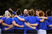 27 August 2018; Head Coach Ben Armstrong during Leinster Women's squad training at the Kings Hospital in Lucan, Dublin. Photo by Harry Murphy/Sportsfile