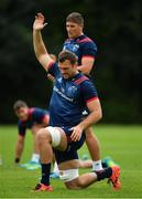 27 August 2018; Tadhg Beirne during Munster Rugby squad training at the University of Limerick in Limerick. Photo by Brendan Moran/Sportsfile