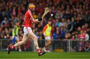 26 August 2018; Conor Cahalane of Cork scores his side's first goal during the Bord Gais Energy GAA Hurling All-Ireland U21 Championship Final match between Cork and Tipperary at the Gaelic Grounds in Limerick. Photo by Piaras Ó Mídheach/Sportsfile