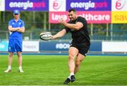 27 August 2018; Cian Healy during Leinster Rugby squad training at Energia Park in Donnybrook, Dublin. Photo by Ramsey Cardy/Sportsfile