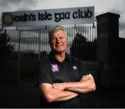 30 August 2018; Charlie Redmond, former Dublin and Erin's Isle footballer is pictured at Erin's Isle GAA Club, which recently took part in AIB's new series, 'The Toughest Rivalry'. Fans can tune into the epic finale of the eight-part YouTube series on Friday, August 31st when Harry Redknapp and Gianluca Vialli face-off as Vialli heads up Erin's Isle in Dublin and Harry takes charge of Castlehaven GAA in West Cork in the highly anticipated rematch of the 1998 All-Ireland Semi-Final, that left both teams with unfinished business. For exclusive content and behind the scenes action from Gianluca's journey follow AIB GAA on Facebook, Twitter, Instagram and Snapchat and www.aib.ie/gaa. Photo by David Fitzgerald/Sportsfile