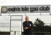 30 August 2018; Keith Barr, former Dublin and Erin's Isle footballer is pictured at Erin's Isle GAA Club, which recently took part in AIB's new series, 'The Toughest Rivalry'. Fans can tune into the epic finale of the eight-part YouTube series on Friday, August 31st when Harry Redknapp and Gianluca Vialli face-off as Vialli heads up Erin's Isle in Dublin and Harry takes charge of Castlehaven GAA in West Cork in the highly anticipated rematch of the 1998 All-Ireland Semi-Final, that left both teams with unfinished business. For exclusive content and behind the scenes action from Gianluca's journey follow AIB GAA on Facebook, Twitter, Instagram and Snapchat and www.aib.ie/gaa. Photo by David Fitzgerald/Sportsfile