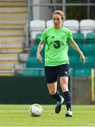 30 August 2018; Karen Duggan during the Republic of Ireland WNT squad training session at Tallaght Stadium in Dublin. Photo by Matt Browne/Sportsfile
