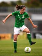 31 August 2018; Niamh Fahey of Republic of Ireland during the 2019 FIFA Women's World Cup Qualifier match between Republic of Ireland and Northern Ireland at Tallaght Stadium in Dublin. Photo by Stephen McCarthy/Sportsfile