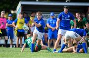 1 September 2018; Jack Connolly of Leinster during the U19 Interprovincial Championship match between Leinster and Connacht at Galwegians RFC in Galway. Photo by Brendan Moran/Sportsfile