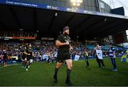 31 August 2018; Michael Bent of Leinster ahead of the Guinness PRO14 Round 1 match between Cardiff Blues and Leinster at the BT Cardiff Arms Park in Cardiff, Wales. Photo by Ramsey Cardy/Sportsfile