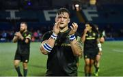 31 August 2018; Andrew Porter of Leinster following the Guinness PRO14 Round 1 match between Cardiff Blues and Leinster at the BT Cardiff Arms Park in Cardiff, Wales. Photo by Ramsey Cardy/Sportsfile