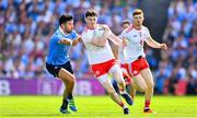 2 September 2018; Rory Brennan of Tyrone in action against Cian O'Sullivan of Dublin during the GAA Football All-Ireland Senior Championship Final match between Dublin and Tyrone at Croke Park in Dublin. Photo by Ramsey Cardy/Sportsfile
