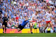 2 September 2018; Peter Harte of Tyrone in action against Jonny Cooper of Dublin during the GAA Football All-Ireland Senior Championship Final match between Dublin and Tyrone at Croke Park in Dublin. Photo by Stephen McCarthy/Sportsfile