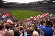 2 September 2018; A general view from the Hill prior to the GAA Football All-Ireland Senior Championship Final match between Dublin and Tyrone at Croke Park in Dublin. Photo by David Fitzgerald/Sportsfile