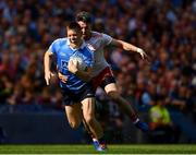 2 September 2018; Con O'Callaghan of Dublin in action against Mattie Donnelly of Tyrone during the GAA Football All-Ireland Senior Championship Final match between Dublin and Tyrone at Croke Park in Dublin. Photo by Seb Daly/Sportsfile