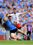 2 September 2018; Con O'Callaghan of Dublin in action against Mattie Donnelly of Tyrone during the GAA Football All-Ireland Senior Championship Final match between Dublin and Tyrone at Croke Park in Dublin. Photo by Eóin Noonan/Sportsfile