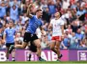 2 September 2018; Ciaran Kilkenny of Dublin celebrates scoring a late point during the GAA Football All-Ireland Senior Championship Final match between Dublin and Tyrone at Croke Park in Dublin. Photo by Stephen McCarthy/Sportsfile