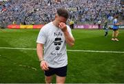2 September 2018; Philip McMahon of Dublin following the GAA Football All-Ireland Senior Championship Final match between Dublin and Tyrone at Croke Park in Dublin. Photo by Stephen McCarthy/Sportsfile