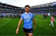 2 September 2018; Cian O'Sullivan of Dublin celebrates following the GAA Football All-Ireland Senior Championship Final match between Dublin and Tyrone at Croke Park in Dublin. Photo by Ramsey Cardy/Sportsfile