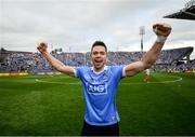 2 September 2018; Dean Rock of Dublin celebrates following the GAA Football All-Ireland Senior Championship Final match between Dublin and Tyrone at Croke Park in Dublin. Photo by Stephen McCarthy/Sportsfile