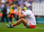 2 September 2018; Michael McKernan of Tyrone after the GAA Football All-Ireland Senior Championship Final match between Dublin and Tyrone at Croke Park in Dublin. Photo by Ray McManus/Sportsfile