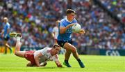 2 September 2018; Brian Howard of Dublin in action against Colm Cavanagh of Tyrone during the GAA Football All-Ireland Senior Championship Final match between Dublin and Tyrone at Croke Park in Dublin. Photo by Ray McManus/Sportsfile