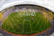 2 September 2018; A general view of Croke Park following the GAA Football All-Ireland Senior Championship Final match between Dublin and Tyrone at Croke Park in Dublin. Photo by Stephen McCarthy/Sportsfile