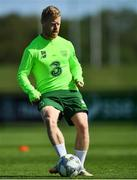 3 September 2018; Daryl Horgan during Republic of Ireland squad training at the FAI National Training Centre in Abbotstown, Dublin. Photo by Stephen McCarthy/Sportsfile