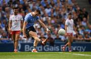 2 September 2018; Dean Rock of Dublin takes a free during the GAA Football All-Ireland Senior Championship Final match between Dublin and Tyrone at Croke Park in Dublin. Photo by Piaras Ó Mídheach/Sportsfile