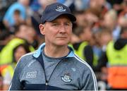 2 September 2018; Dublin Manager Jim Gavin during the GAA Football All-Ireland Senior Championship Final match between Dublin and Tyrone at Croke Park in Dublin. Photo by Oliver McVeigh/Sportsfile