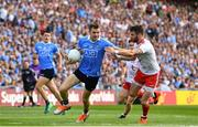 2 September 2018; Dean Rock of Dublin in action against Ronan McNamee of Tyrone during the GAA Football All-Ireland Senior Championship Final match between Dublin and Tyrone at Croke Park in Dublin. Photo by Ramsey Cardy/Sportsfile