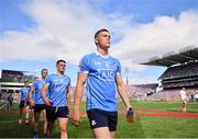 2 September 2018; Con O'Callaghan of Dublin prior to the GAA Football All-Ireland Senior Championship Final match between Dublin and Tyrone at Croke Park in Dublin. Photo by Stephen McCarthy/Sportsfile