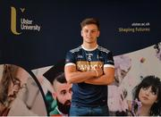 6 September 2018; Michael McKernan, UUJ and Tyrone footballer, at the GPA/UUJ Enhanced Scholarships Announcement at the University of Ulster in Belfast, Co Antrim.  Photo by Oliver McVeigh/Sportsfile