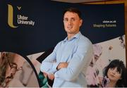 6 September 2018; Stephen Sheridan graduated UUJ and Armagh footballer at the GPA/UUJ Enhanced Scholarships Announcement at the University of Ulster in Belfast, Co Antrim.  Photo by Oliver McVeigh/Sportsfile