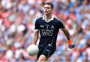 2 September 2018; Stephen Cluxton of Dublin during the GAA Football All-Ireland Senior Championship Final match between Dublin and Tyrone at Croke Park in Dublin. Photo by Brendan Moran/Sportsfile