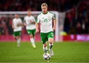 6 September 2018; Daryl Horgan of Republic of Ireland in action during the UEFA Nations League match between Wales and Republic of Ireland at the Cardiff City Stadium in Cardiff, Wales. Photo by Stephen McCarthy/Sportsfile
