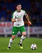 6 September 2018; Stephen Ward of Republic of Ireland during the UEFA Nations League match between Wales and Republic of Ireland at the Cardiff City Stadium in Cardiff, Wales. Photo by Stephen McCarthy/Sportsfile