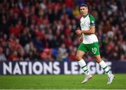 6 September 2018; Jonathan Walters of Republic of Ireland during the UEFA Nations League match between Wales and Republic of Ireland at the Cardiff City Stadium in Cardiff, Wales. Photo by Stephen McCarthy/Sportsfile