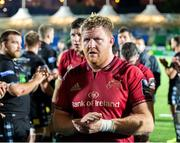 7 September 2018; A dejected Stephen Archer of Munster following the Guinness PRO14 Round 2 match between Glasgow Warriors and Munster at Scotstoun Stadium in Glasgow, Scotland. Photo by Kenny Smith/Sportsfile