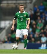 8 September 2018; Steven Davis of Northern Ireland during the UEFA Nations League B Group 3 match between Northern Ireland and Bosnia & Herzegovina at Windsor Park in Belfast, Northern Ireland. Photo by David Fitzgerald/Sportsfile