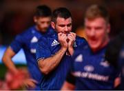 8 September 2018; Fergus McFadden of Leinster following the Guinness PRO14 Round 2 match between Scarlets and Leinster at Parc y Scarlets in Llanelli, Wales. Photo by Stephen McCarthy/Sportsfile