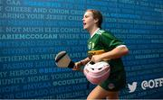 9 September 2018; Brid Horan of Kerry prior to the Liberty Insurance All-Ireland Premier Junior Camogie Championship Final match between Dublin and Kerry at Croke Park in Dublin. Photo by David Fitzgerald/Sportsfile