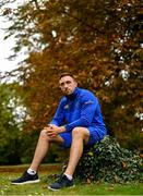 10 September 2018; Jack Conan poses for a portrait following a Leinster Rugby press conference at Leinster Rugby Headquarters in Dublin. Photo by Ramsey Cardy/Sportsfile